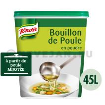 Knorr Gastronom bouillon de poule poudre 1kg
