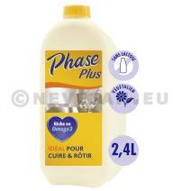 Phase Plus 2.4L Liquide Vegetal Aroma Beurre