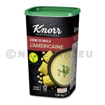 Knorr Potage Crème de Maïs à l'Américaine 1.08kg Professional