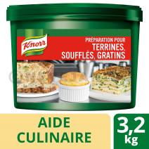 Knorr Preparation pour Terrines Soufflés Gratins 3.2kg