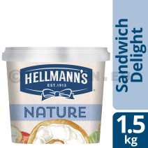 Hellmann's Sandwich Delight nature 1.5kg