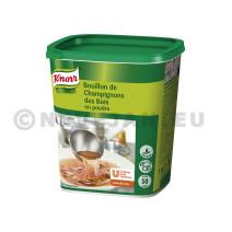 Knorr Bouillon de Champignons des Bois 1kg