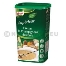 Knorr potage Superieur soupe champignon des bois 1kg