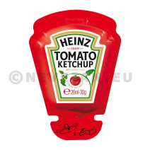 Heinz tomato ketchup portions pincable 70x26ml SqueezMe