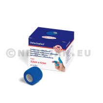Detectaplast Pansement Rapide Auto-Adherente 2.5cmx4.5m bleu 3pc