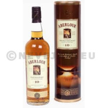 Aberlour 10 Ans d'age 70cl 40% Highland Single Malt Whisky Ecosse