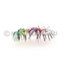 Mini Palmboom Metallic prikker 7cm  1x300st 40008