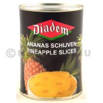 Ananas 10 tranches 0.75L Diadem