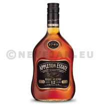 Rhum Appleton Estate Rare Blend 12 Ans d'Age 70cl 40% Jamaica