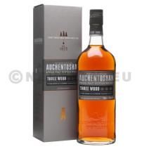 Auchentoshan Three Wood 70cl 43% Lowland Single Malt Whisky Ecosse