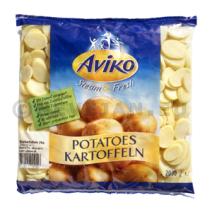 Aviko pommes de terre en tranches précuits 6x2kg