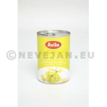 Raisins sans pépins au sirop léger 420gr 0.5L