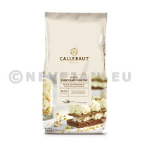 Callebaut poudre de mousse au chocolat blanc 800gr