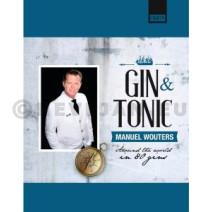 Boek It's Gin O'Clock Manuel Wouters