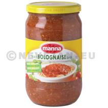 Sauce Bolognaise Manna 2.1L  bocal