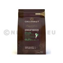 Callebaut Brasil chocolat fondant callets 2,5kg