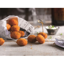Bubba Apero Croquettes de Fromage artisan 2kg Surgelés
