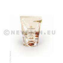 Callebaut Crispearls céréales enrobées de chocolat Caramel Salé 800gr