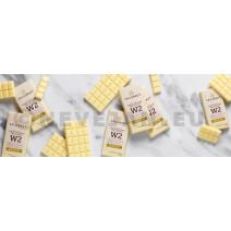 Callebaut Napolitains Chocolat W2 Blanc 75pc emballé individuelle