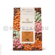 Barry Callebaut Chocolat au Lait au vrai Caramel 2,5kg callets