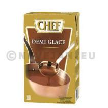 Chef sauce demi glace liquide 1L Nestlé Professional