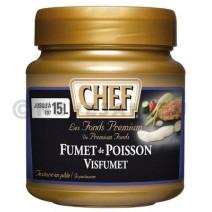 Chef Premium fumet de poisson en pâte 630gr Nestlé Professional