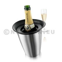 Rapid Ice Refroidisseur champagne Cooler Elegance 1pc Vacu Vin