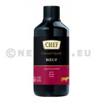 Chef Concentré Liquide de Boeuf 1L