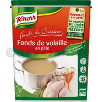 Knorr fond de volaille pate 1kg