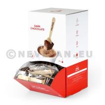 Choc-O-Lait Spoon Chocolat Chaud Noir 60pièces