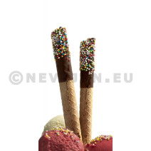 Choco Oublie Fun Artisanals Biscuit poiur glace  5x20pc Gaufrerie Harry's