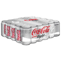 Coca Cola Light 24x33cl Canette