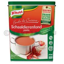 Knorr fond de crustacés en pate 1kg Fonds de Cuisine