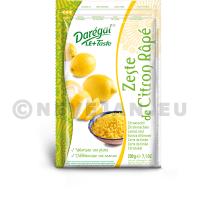 Daregal Zeste de Citron Rapé 200gr Surgelé
