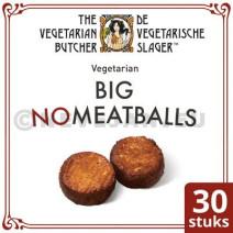 De Vegetarische Slager No Meatballs 2kg Diepvries