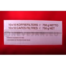 Café-Filtres Café Heyda 10pc (100% Arabica )
