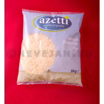 Fromage Emmental gruyere rapé 1kg Azettizetti