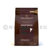 Barry Callebaut Pastilles chocolat noir Sao Thomé fondant 2,5kg callets