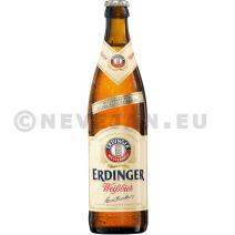 Erdinger Weissbier 24x50cl Bière Allemand