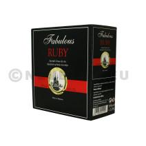 Apéritif à base de vin Fabulous rouge ruby 2.25L 19% BIB
