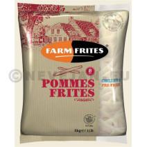 Farm Frites Frites Fraiches Precuites 8mm 2x5kg