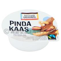 Fairtrade Beurre de Cacahuete portions coupelle 80x15g