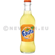 Fanta Orange 20cl fles glas