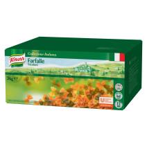 Knorr pates Farfalle tricolore 3kg Collezione Italiana