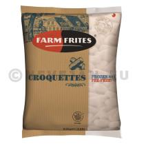 Farm Frites Croquettes de Pommes de Terre 2.5kg