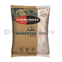 Farm Frites Noisettes 2.5kg