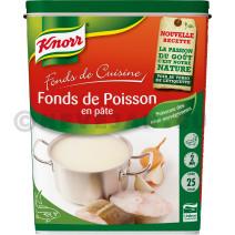 Knorr fonds de poisson pate 1kg Fonds de Cuisine