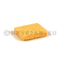 Fishsticks van kabeljauw 100gr voorgebakken 5kg Pieters Foodservice Diepvries