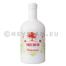 Forest Dry Gin Valentine 50cl 45% Limited Edition Belgique