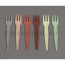 Fourchettes à frites PVC 1000pc